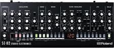 Roland Boutique Se-02 Studio Electronics Analogique Synthétiseur K-25m