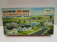 VINTAGE BACHMANN PLASTICVILLE O-S SCALE NEW ENGLAND RANCHER