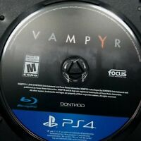 Vampyr for PlayStation 4 PS4 Action / Adventure Video Game Disc Only