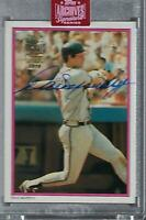 2019 Topps Archives Sig Retired Dale Murphy #26 Murphy 88 Topps Glossy Auto /22