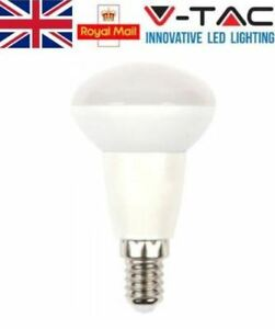 6w = 40w LED R50 Small Edison Screw Reflector Spotlight Bulb Daylight White