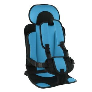 Convertible Child Baby Car Seat Safety Booster Cushion Fabric Travel