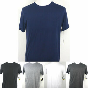 RBX Ultra Soft Sleepwear T-Shirt crew neck short sleeve white/gray/black/navy