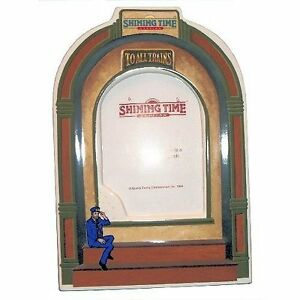 """Thomas the Train, Shining Time Station, up to 3 1/2"""" X 5"""" Picture Frame,New"""