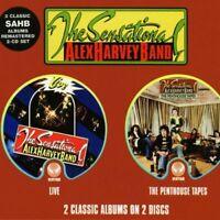 Sensational Alex Harvey Bande - Live / The Pentho Neuf CD