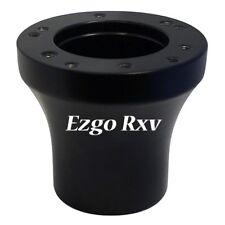 Ezgo Rxv Golf Cart Black Steering Wheel Hub Adapter