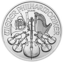 Autriche - 1.50€ Euros 2020 WIENER PHILHARMONIKER 1 once argent silver 999 1 oz