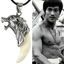 Collier en titane dominateur en acier pendentif originale Homme