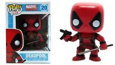 FUNKO Pop Marvel: Дэдпул винил Bobble-головой товар #3052