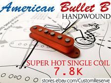 CR® CUSTOMSHOP BULLET B BOUTIQUE HOTTEST SC PICKUP HANDWOUND A5 FOR FENDER STRAT