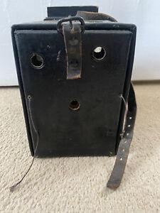 Vintage Camera, Very Early Box Camera, Rare