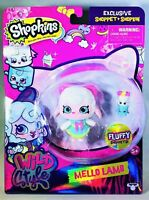 Shopkins Wild Style Shoppets Doll: Mello Lamb with Marshall & Melonia