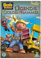 Bob The Builder - The Legend Of The Golden Hammer [DVD] [2009][Region 2]