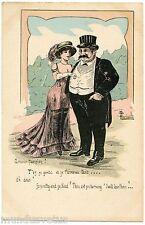 Artist signed . Prostituée . Erotique . Prostitute .  Erotic