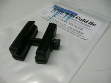 Picatinny or Weaver Rail to Dovetail Adapter, Adapt Armasight Spark or Vega, Etc