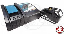 Makita BL1840DC1 18V LXT 4.0 Ah Lithium-Ion Battery DC18RC Rapid Charger Pack