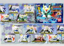 New BANDAI SD Gundam 30th Special Full Color Custom SP Full Set of 10 Figure