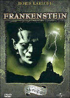 FRANKENSTEIN - Boris Karloff - DVD NUOVO