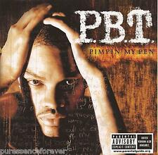 PBT - Pimpin My Pen (UK 20 Track CD Album)