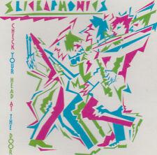 CD - Slickaphonics - Check your head at the door - jazz, funk, rock, blues, r&b