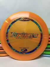 Discraft Z Punisher First Run🔥Party Stamp 174g Distance Driver Ships⚡�Fast