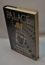 Michael Moss~Palace Coup~Inside Story of Hemlsleys~1st Edition/Printng~Hardcover