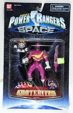 BanDai Saban's MMPR Mighty Morphin Power Rangers Space Craterites