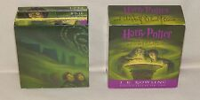 HARRY POTTER THE HALF BLOOD PRINCE Audio Book REPLACEMENT CD 3, 4, 6, 7 9, 11-15