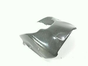 13 Brammo Empulse R Front Upper Headlight Fairing Plastic 52625041