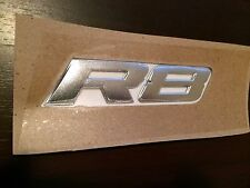 REAR BOOT LID R8 BADGE SUIT VY/VZ SERIES , SEDAN/UTE/MALOO/CLUBSPORT/