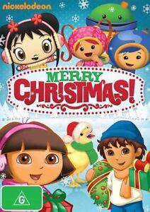 Nickelodeon Favorites - Merry Christmas! DVD