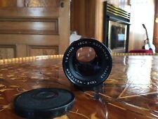 Isco Gottingen Tele Westanar  Preset 135mm 1:3.5 M42 mount Lens