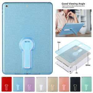 Hybrid TPU Shockproof Stand Case Cover For iPad 7th 8th Gen 10.2 11 2020 9.7 7.9