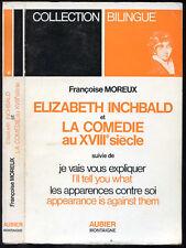 John Arbuthnot : L'HISTOIRE DE JOHN BULL, Aubier-Montaigne bilingue Anglais