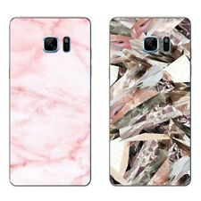 For Samsung Galaxy Note A5 A7 2016 Case Soft TPU Phone Back Cover Shell Marble
