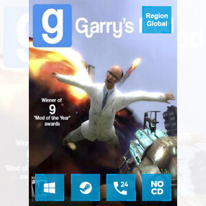 Garry's Mod for PC Game Steam Key Region Free