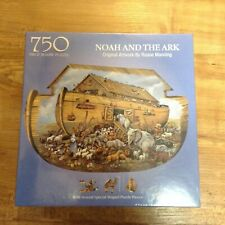 Bits and Pieces Noah and the Ark 750 Piece Jigsaw Puzzle  Unopened