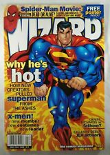 Wizard the comic magazine 102 vf-condition