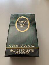 Dior Poison 50ml Eau De Toilet OVP