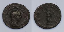 Caracalla AR Quinarius Rome 214 AD, Victory rx. VERY RARE Denomination for him!!