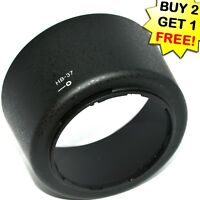 HB-37 HB37 Bayonet Lens Hood For Nikon 55-200mm F/4-5.6G ED-IF AF-S DX VR - e141