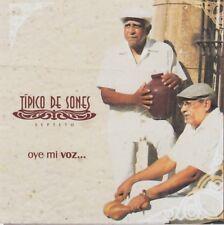 Septeto Tipico de Sones - Oye mi voz - CD -