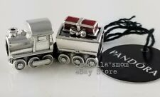Genuine Authentic Pandora Christmas Train Charm 797519EN27