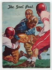 1946 UCLA STANFORD College Football Program NCAA Los Angeles COLISEUM Bruins CA