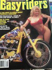 Easyriders Magazine #244 October 1993 U.S. Senator Lambastes Helmet Law