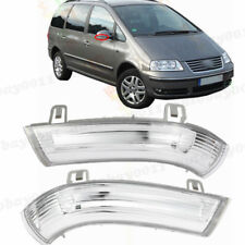 2x LED Side Rearview Wing Mirror Reverse Signal Light For VW MK5 Golf PASSAT EOS