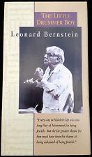 "Leonard Bernstein + Gustav Mahler  ""The Little Drummer Boy"" Vienna Philharmonic"