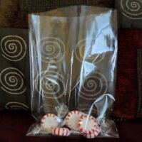 flat polypropylene oreos Bags for lollipops cookies