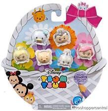 NEW Disney Tsum Tsum Glitter Pastel Figures, Set of 6 - Target Easter Exclusive