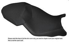 Personalizado De Fibra De Carbono Vinilo cabe BMW S 1000 XR 15-16 Doble Cubierta de asiento